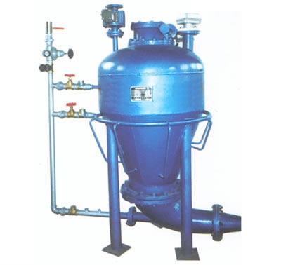 杭州/发送罐是在正压(负压)粒料气力输送场合使用的标准产品,发送...